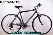 БУ Гибридный велосипед Bergamont Cross X доставка из г.Kiev