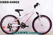 БУ Подростковый велосипед Cross Gravita