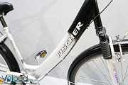 Дамский дорожний Бу Велосипед Fischer из Германии-Магазин VELOED.com.u Dunaivtsi