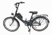 Электровелосипед складной Smart 24 TESLA доставка из г.Odessa