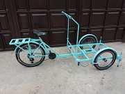Трехколесный велосипед для Велокофейни , мобильной кофейни доставка из г.Odessa