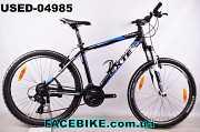 БУ Горный велосипед Exte Helium Sport доставка из г.Київ