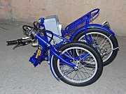 Электровелосипед складной Volta Мини Odessa
