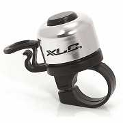 Звонок велосипедный XLC DD-M06, серебристый доставка из г.Kiev