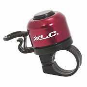 Звонок велосипедный XLC DD-M06, красный доставка из г.Kiev