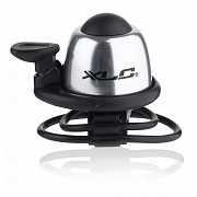 Звонок велосипедный XLC DD-M07, серебристый, ?22,2-31,8мм доставка из г.Kiev