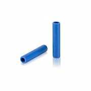 Новые Ручки/Грипсы на велосипед XLC GR-S31 'Silicone', синий, 130мм. доставка из г.Kiev