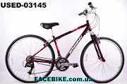 БУ Гибридный велосипед Schwinn Voyageur GS доставка из г.Kiev