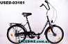 БУ Городской складной велосипед Pegasus Quality