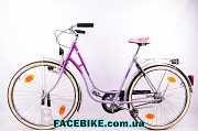 БУ Городской женский велосипед EMS Top Tour доставка из г.Kiev