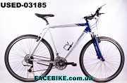 БУ Гибридный велосипед Koga Miyata Terra Liner Alloy доставка из г.Kiev