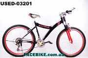 БУ Горный велосипед Mifa MTB 26 доставка из г.Kiev