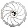 Ротор Magura Storm, 203 mm, серебристый