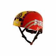 Шлем детский Kiddimoto пожарный, красный, размер S 48-53см доставка из г.Kiev