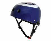 Шлем детский Kiddimoto синяя мишень, размер M 53-58см доставка из г.Kiev