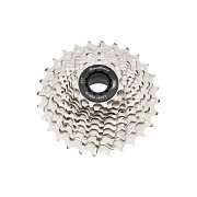 Кассета индексная 10-k 11-28T SUN RACE RS1 стальной паук Metallic Silver доставка из г.Kiev