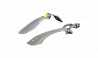 Комплект крыльев 24-29 SIMPLA Hammer 2 SDE. SPEEDstrap быстросъемное крепление titanium с желтыми вс