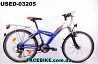 БУ Подростковый велосипед BBF OutRider