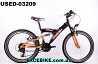 БУ Подростковый велосипед Chaser Litle Jumper