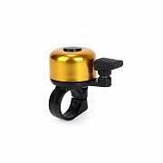 Звонок Green Cycle GBL-02A желтый 35мм доставка из г.Kiev