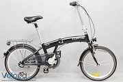 Складной Бу Велосипед Curtis из Германии-Магазин VELOED.com.ua Дунаевцы