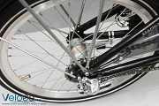 Складной Бу Велосипед Curtis из Германии-Магазин VELOED.com.ua Dunaivtsi