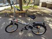 Велосипед складной. Алю. Планетарка. Свет. Почти новый! Kharkiv