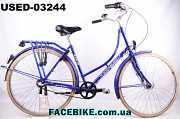 БУ Городской велосипед Excelsior Luxus доставка из г.Kiev